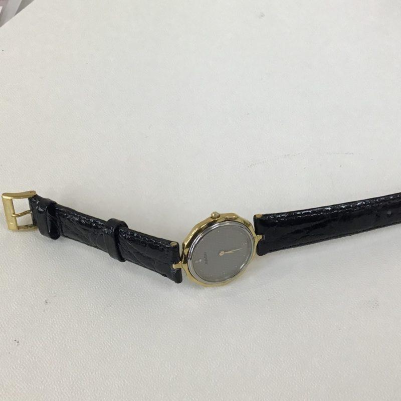 RADO バンビ製 革ベルト 腕時計