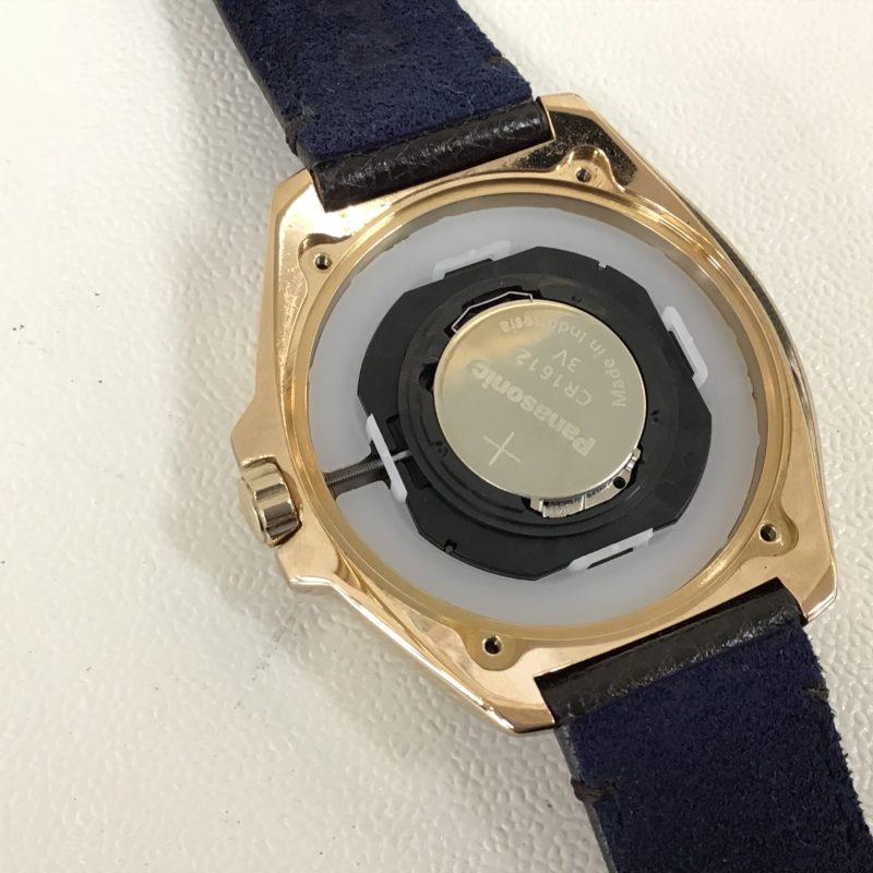 ポールスミス 腕時計 電池交換 ムーブメント