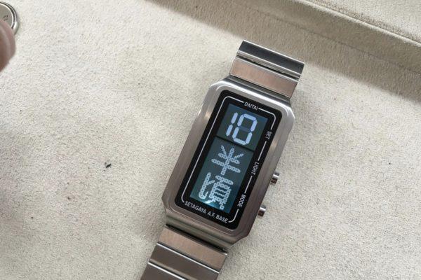 アバウトな腕時計