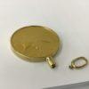 メイプルリーフ金貨コインペンダントの修理