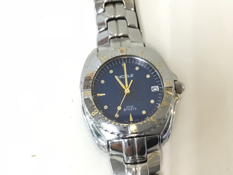 腕時計の修理 NICOLE ムーブメント