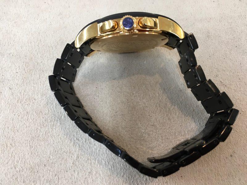 ヴェルサーチの腕時計