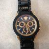 VERSACEの腕時計のベルトの長さを調整