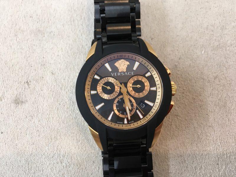 VERSACEの腕時計
