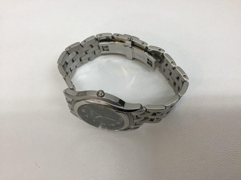 GUCCIの腕時計_5500M_ベルトの長さ調整