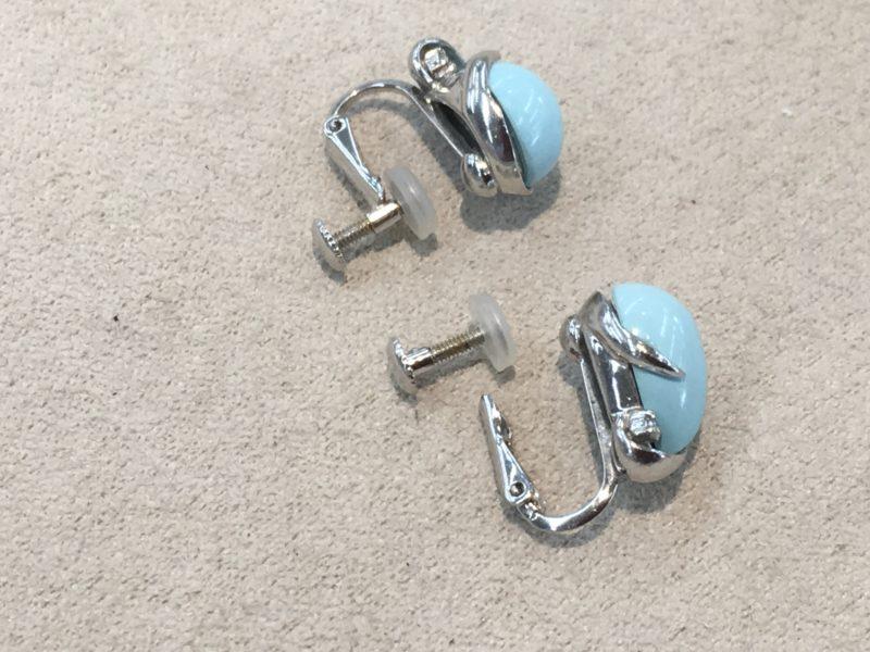 イヤリングの修理
