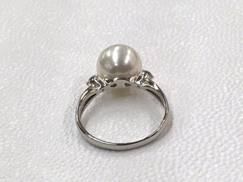 指輪のロー付け修理