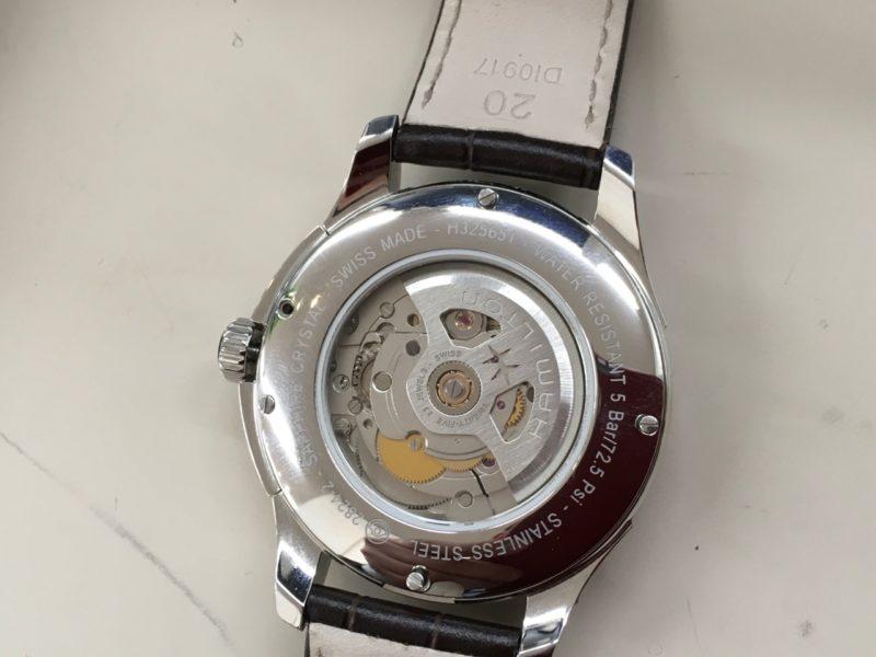 ハミルトン腕時計の修理