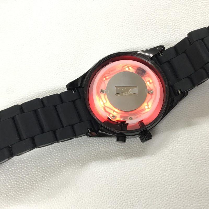 スターウォーズの腕時計の電池交換