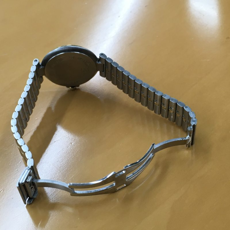 ダンヒル腕時計のベルト溶接修理