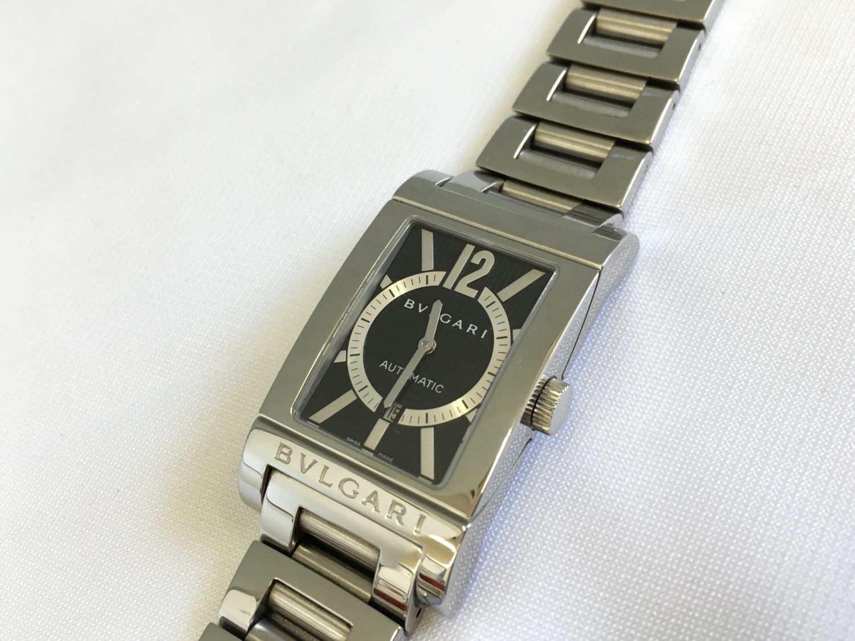 ブルガリ 自動巻の腕時計のベルト修理