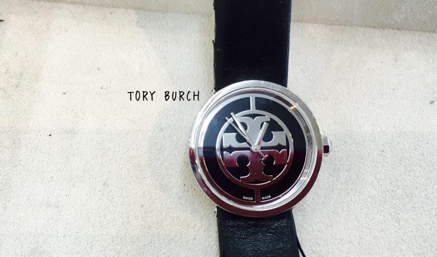 TORY BURCH 腕時計の電池交換