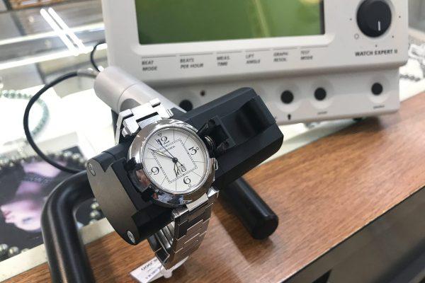 貴方の自動巻き腕時計、時間合っていますか?