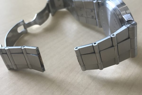 ブルガリの腕時計のベルトが切れてしまった⁈
