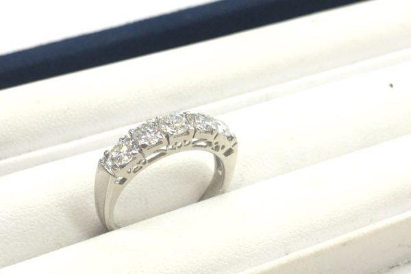 30年前の指輪を作り替えました。