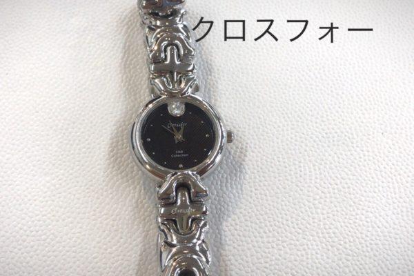 クロスフォーの腕時計の修理を承りました。