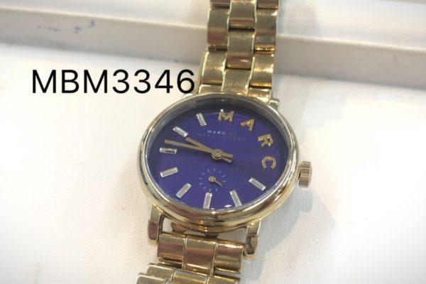 マーク・バイ・マークジェイコブスの腕時計の電池交換