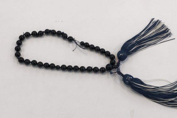 念珠の糸替え組み直し修理