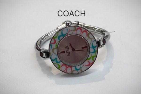 COACHの腕時計のベルト修理