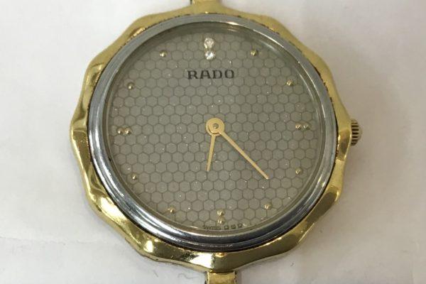 【RADO】ラドーのベルト交換