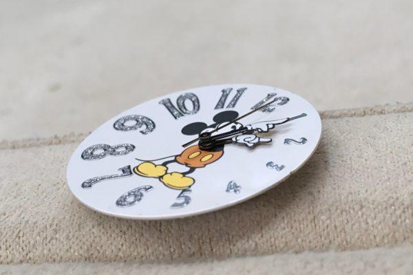 ミッキーマウスの腕時計の電池交換