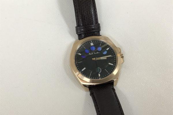 ポールスミスの腕時計の電池交換、お待ちの間に出来ます!
