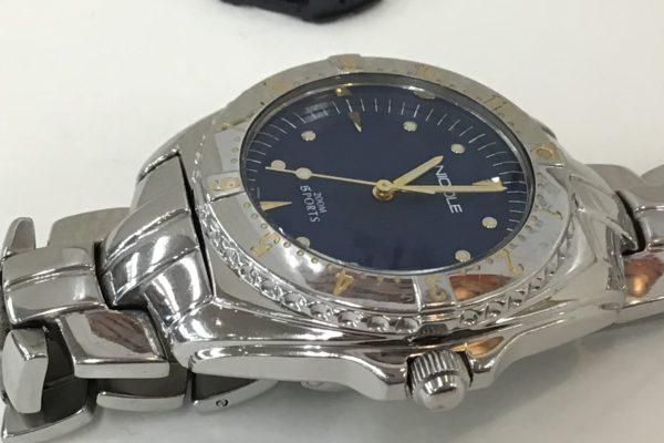 腕時計のムーブメント交換
