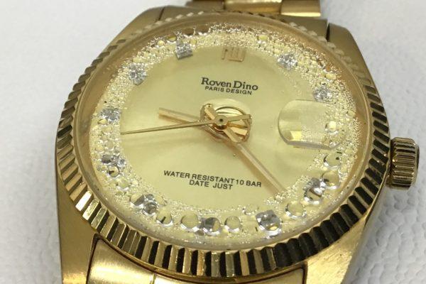 腕時計に水が入ってしまった!?