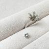 ダイヤモンド立て爪リングのリフォーム、同じようなデザインリングお持ちじゃありませんか?
